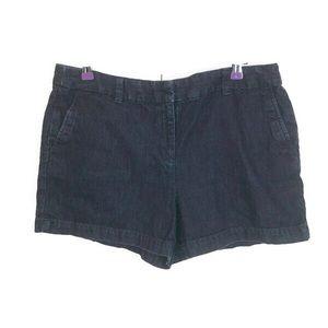 🛍 Ann Taylor Loft Shorts. Size 12 Original 3/$25